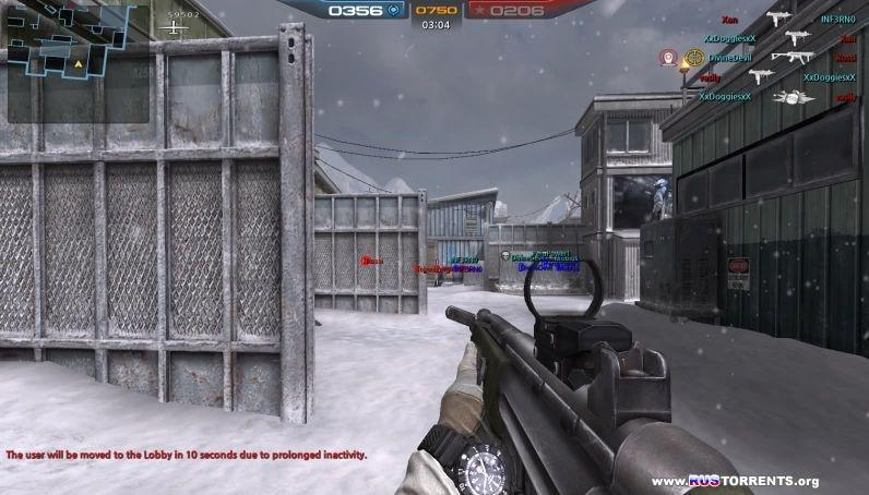 Arctic Combat  Online-only