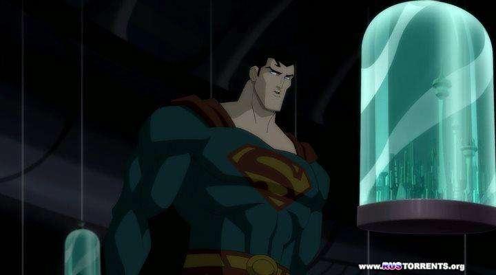Супермен: Свободный | HDRip