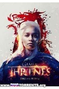 Игра престолов [04 сезон: 01-10 серии из 10] | HDTV 720p | Amedia