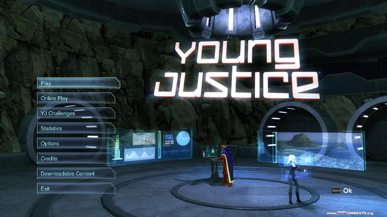 Young Justice: Наследие | PC
