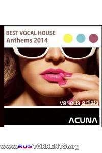 VA - Best Vocal House Anthems 2014 | MP3