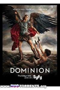 Доминион [01 сезон: 01-08 серии из 08] | WEB-DLRip 720p | LostFilm