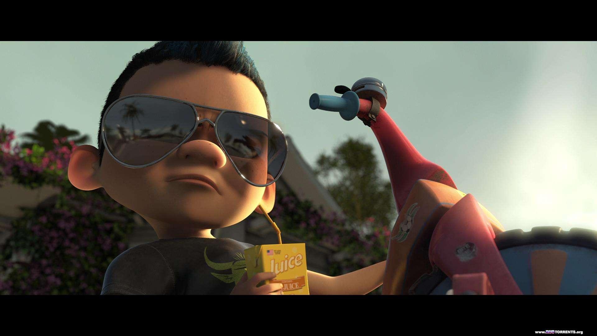Турбо | Blu-Ray Remux 1080p | Лицензия