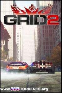 GRID 2 + 4 DLC (v.1.0.82.5097) | RePack от SEYTER