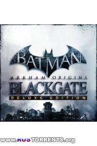 Batman: Arkham Origins Blackgate - Deluxe Edition | PC | Лицензия