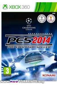Pro Evolution Soccer 2014 | XBOX360