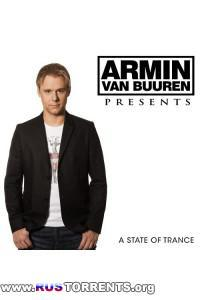 Armin Van Buuren-A State Of Trance 572