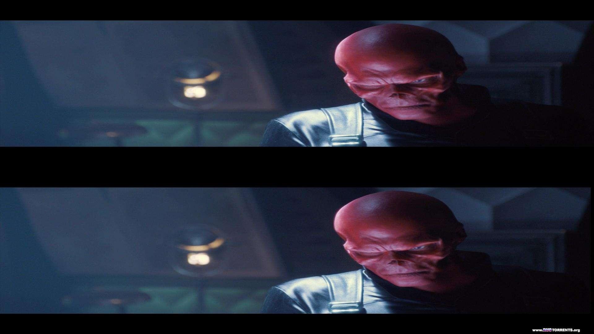 Первый мститель | BDRip 1080p | 3D-Video | halfOU