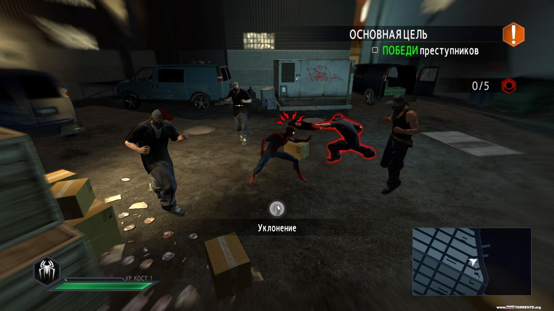 The Amazing Spider-Man 2 | PC | RePack от z10yded