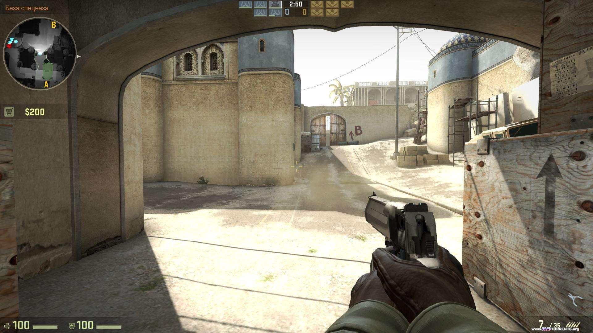 Counter-Strike: Global Offensive [v1.35.6.4] | PC | RePack