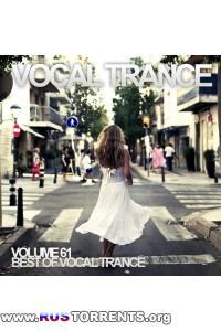 VA - Vocal Trance Volume 61
