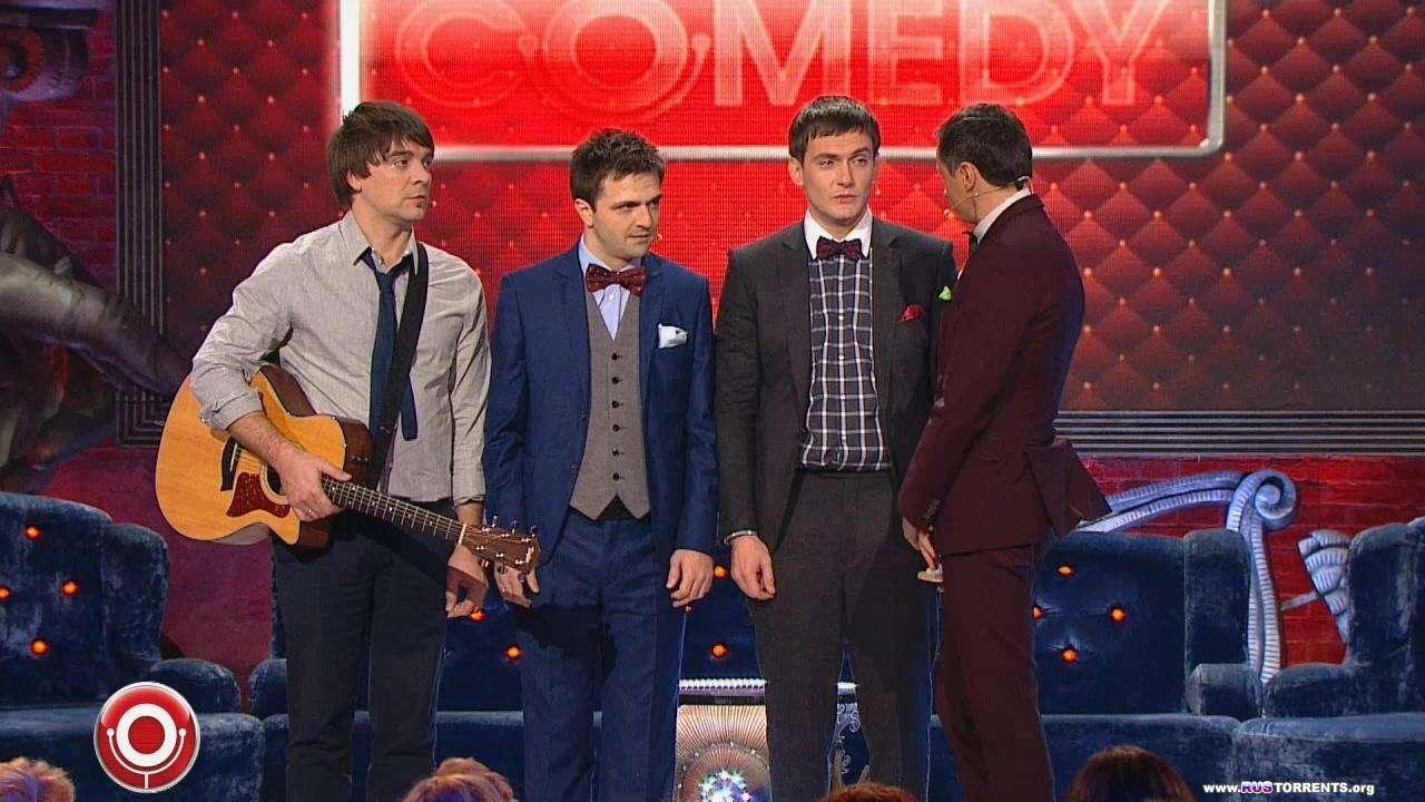 Новый Comedy Club [эфир от 14.02.] | WEBDLRip 720p