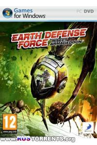 Earth Defense Force: Insect Armageddon | Repack от Fenixx
