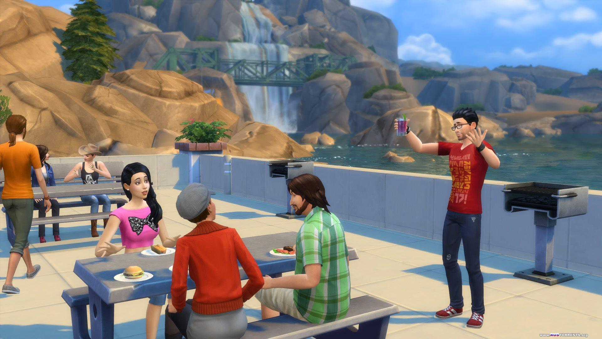 The SIMS 4: Deluxe Edition [Update 2] | PC | RePack �� WestMore