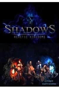 Shadows: Heretic Kingdoms - Book One. Devourer of Souls [v 1.0.0.8183] | PC | Лицензия