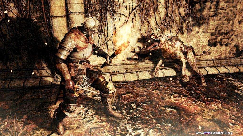 Dark Souls 2 | PC | RePack от Чувак