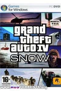 GTA San Andreas Snow Mod