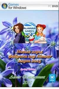 Новые игры фабрики игр Alawar - март 2015 | PC