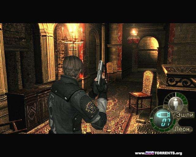 Resident Evil 4 v.1.1.1 (HD)