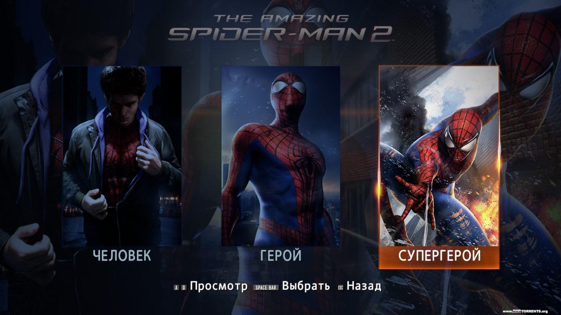 The Amazing Spider-Man 2 | PC | RePack �� z10yded