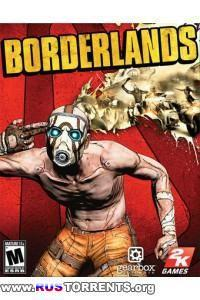 Borderlands: Game of the Year Edition | РС | Steam-Rip от R.G. Игроманы