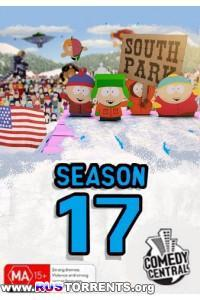 Южный Парк [S17]   WEB-DLRip   Paramount Comedy