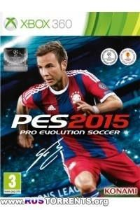 Pro Evolution Soccer 2015 | XBOX360