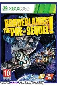 Borderlands: The Pre-Sequel! | XBOX360