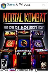 Mortal Kombat Arcade Kollection | PC | RePack от Canek77