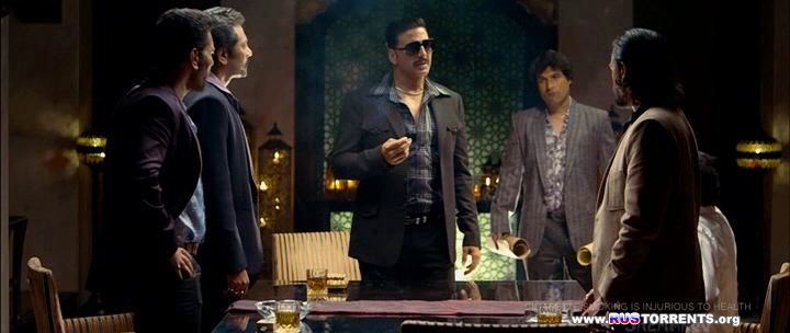 Однажды в Мумбаи. История повторяется | DVDRip