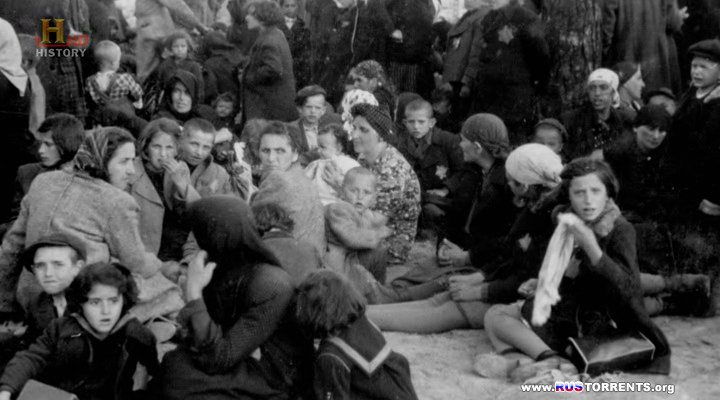 Освенцим. Путешествие в ад | HDTVRip