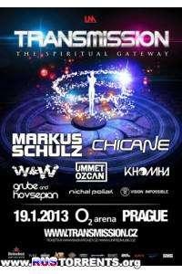 Markus Schulz, Chicane, W&W, Ummet Ozcan, KhoMha, Michael Poliak - Live @ Transmission Prague, Czech Republic (19-01-2013)