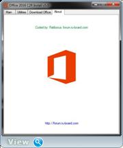 Microsoft Office 2013-2016 C2R Install 5.0