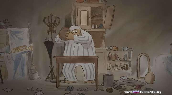 Эрнест и Селестина: Приключения мышки и медведя | HDRip | Лицензия