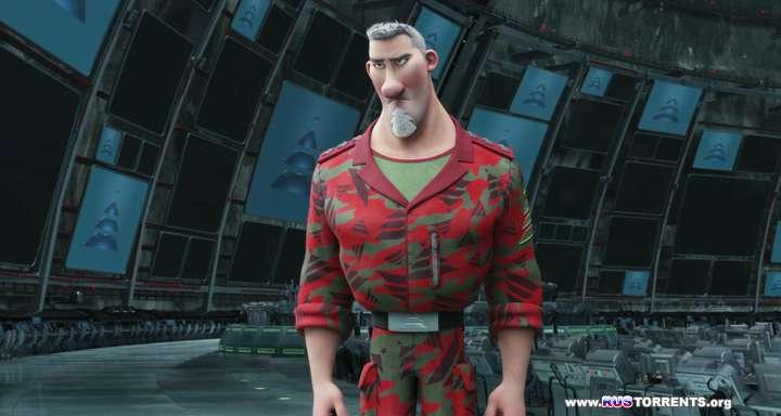 Секретная служба Санта-Клауса | HDRip | Лицензия