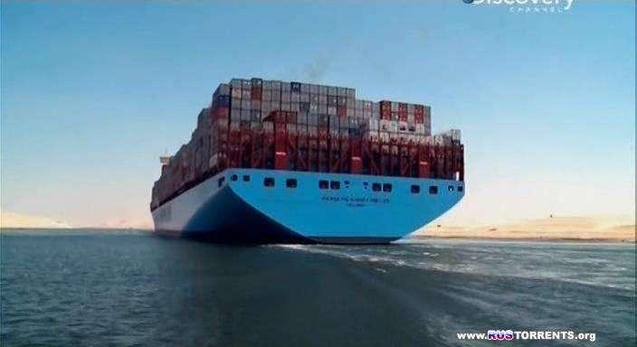 Discovery: Крупнейший в мире корабль. Первое плавание | SATrip