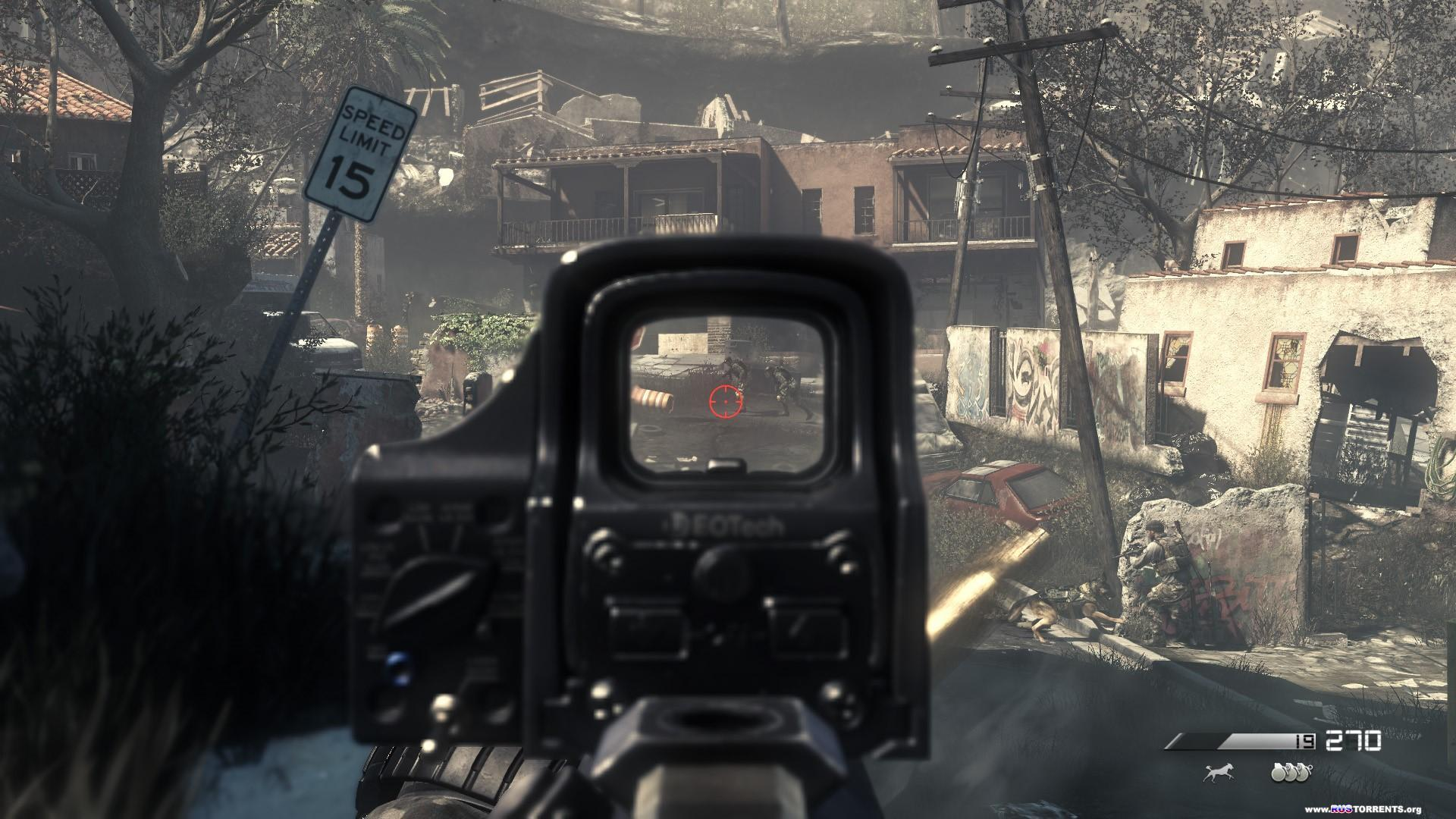 Call of Duty: Ghosts | PC | Rip от Fenixx