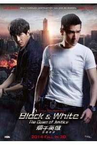 Чёрный и белый 2: Рассвет справедливости | BDRip 720p | L1