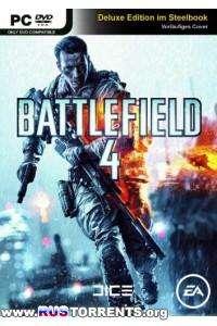 Battlefield 4: Digital Deluxe Edition   PC   Rip от ShTeCvV