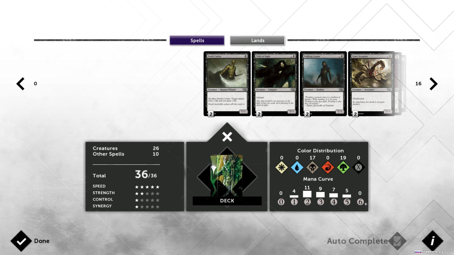 Magic 2015: Duels of the Planeswalkers - The Complete Bundle | �� | Steam-Rip R.G. GameWorks