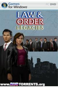 Law & Order: Legacies. Gold Edition | PC | Repack от Fenixx
