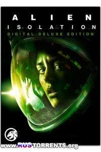 Alien: Isolation - Digital Deluxe Edition + DLC | РС | RePack от =Чувак=