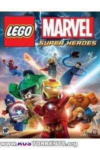 LEGO Marvel Super Heroes | Лицензия