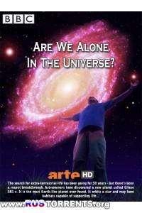 BBC: Одни ли мы во Вселенной? | HDTVRip 720p
