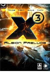 X3: Albion Prelude + X3: Terran Conflict   PC   RePack
