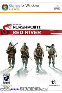 Operation Flashpoint: Red River (Multi5, Лицензия)