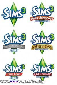 The Sims 3 (6 in 1)