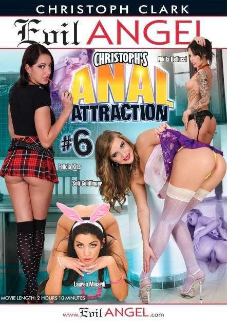 Анальное Притяжение Кристофа 6 | Christoph's Anal Attraction 6