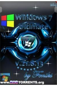 Windows 7x64 Ultimate by Feniks v.21.8.13 RUS