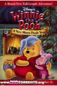 Винни Пух - Рождественский Пух | DVDRip
